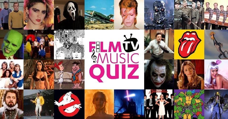 Film, TV & Music Quiz