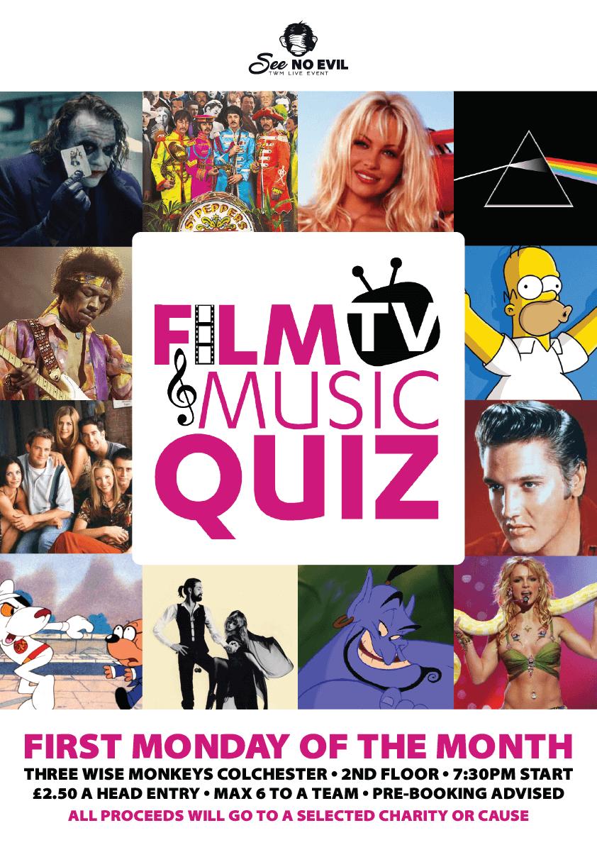 Film TV & Music Quiz