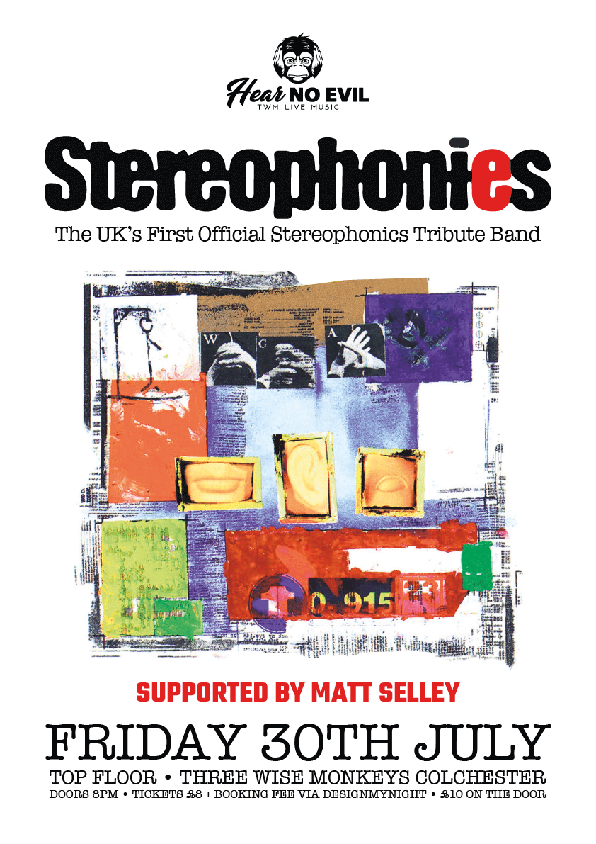 The Stereophonies Tribute