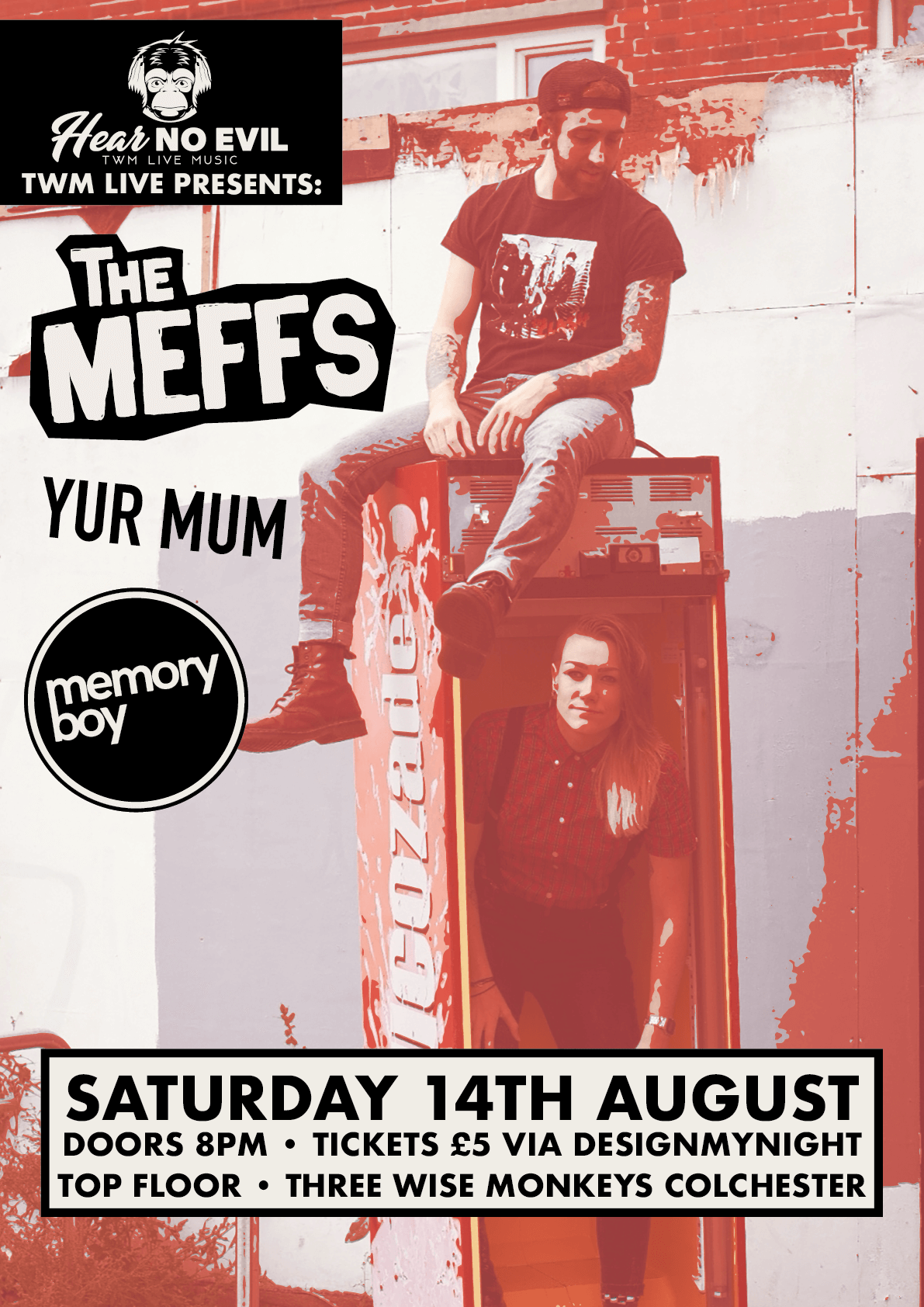 The Meffs Poster