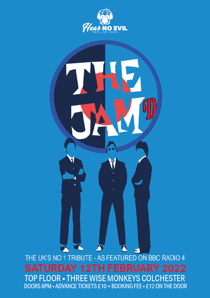 The Jam'd Poster
