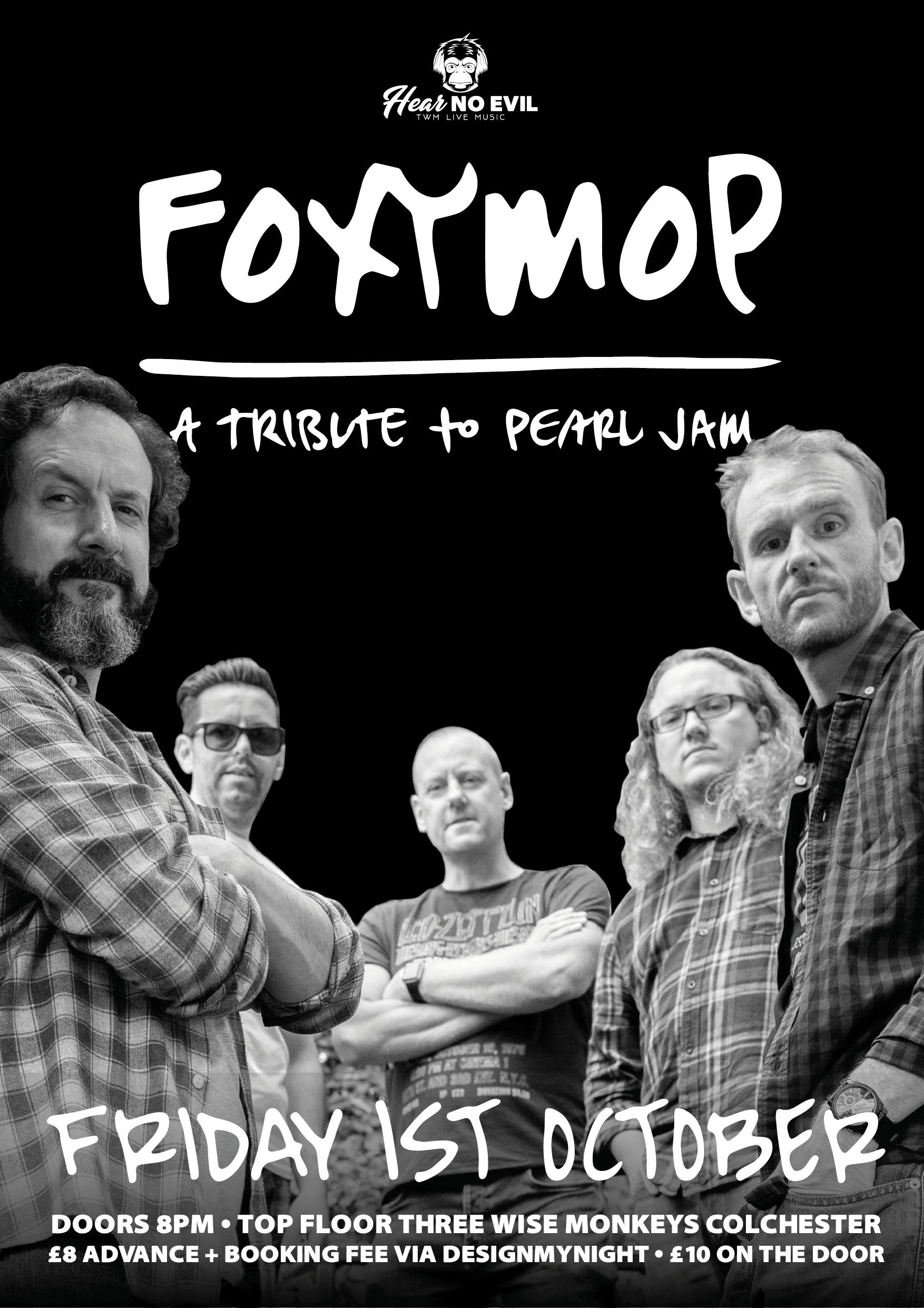 Foxymop Poster