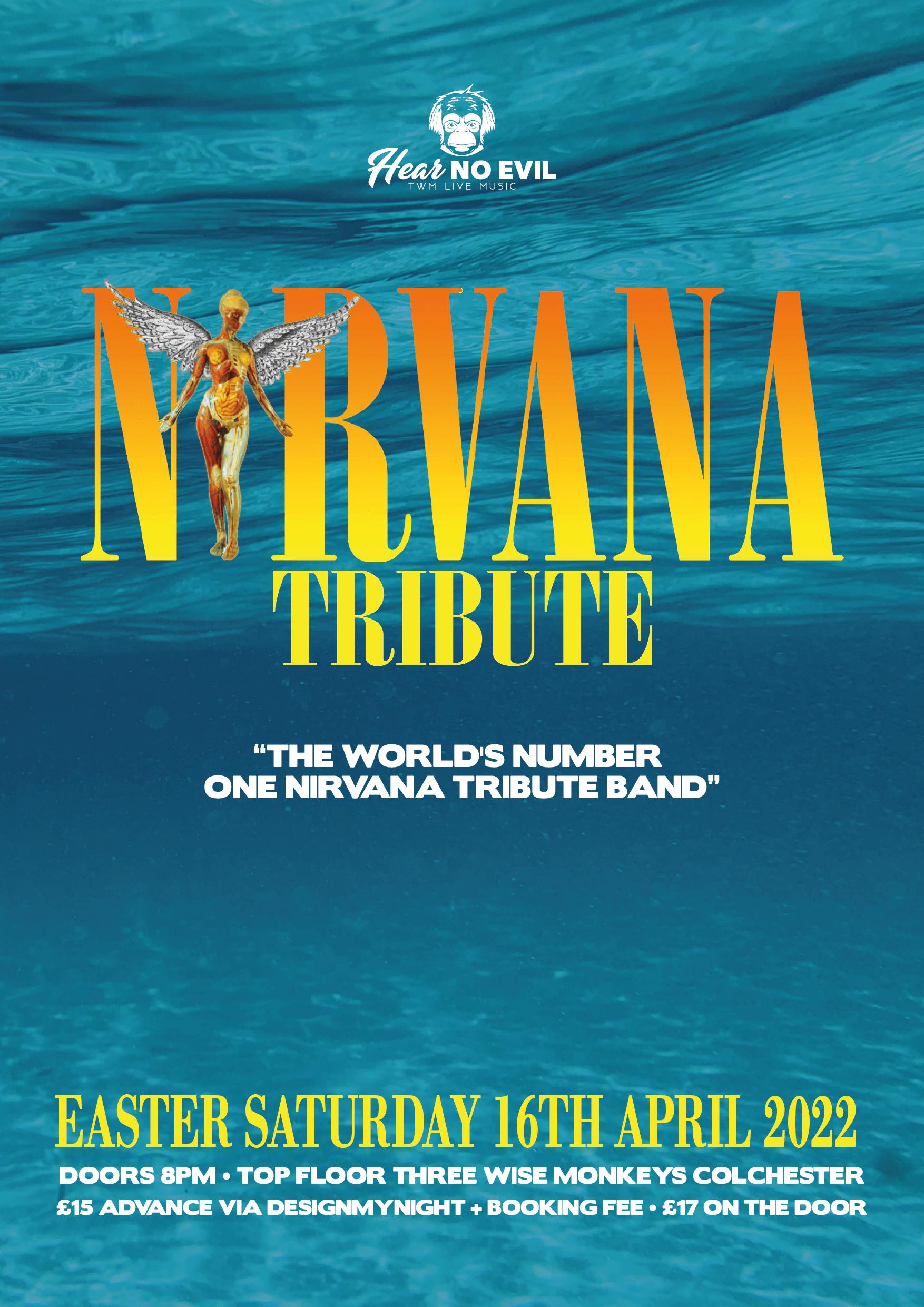 Nirvana Tribute Poster